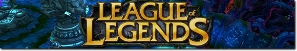 League of Legends title image