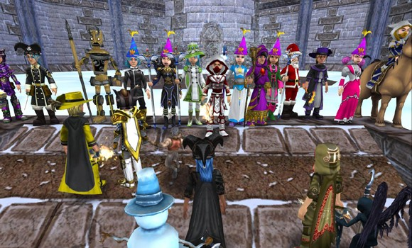 Wizard 101 screenshot