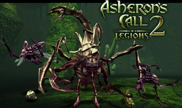 Asheron's Call 2 monsters