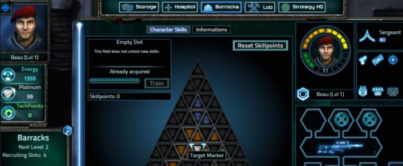 UFO Online screenshot