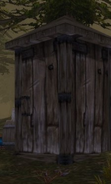 Accepting quests and completing others via outhouses is not the highlight of anyone's adventuring career.