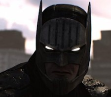 Batman does not approve of your city.