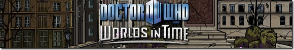 Doctor Who: Worlds in Time title image