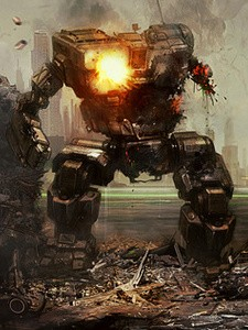 MechWarrior Screenshot