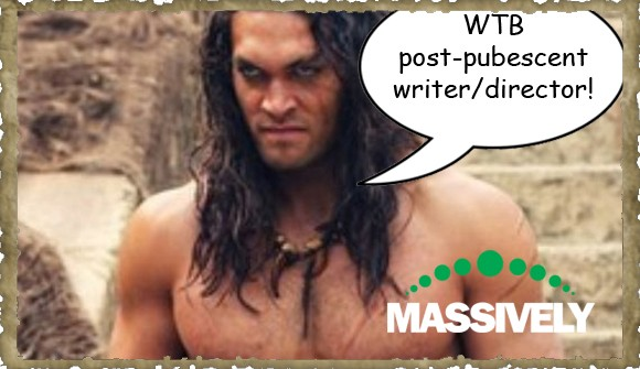 Jason Momoa needs a real director