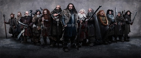 The Hobbit's Dwarves