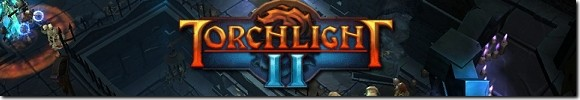 Torchlight II title image