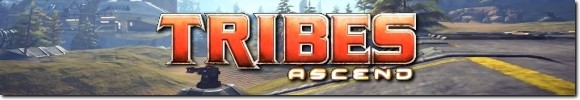 Tribes: Ascend title image