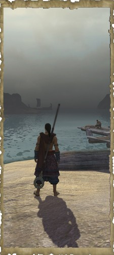 Age of Conan - Turanian beach