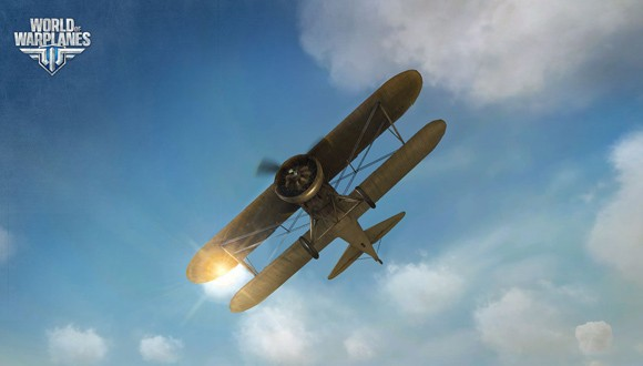World of Warplanes - P12