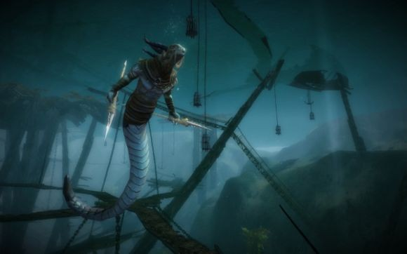Fear the Krait - Guild Wars 2