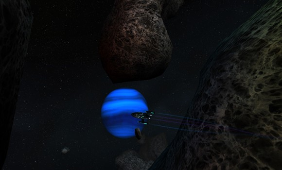 planet asteroid