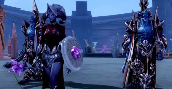 Aion video screenshot