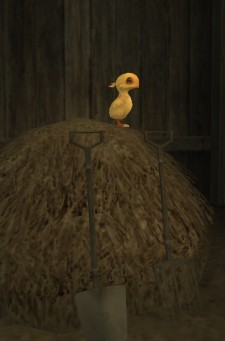 Since I know there are certain folks that will go ballistic about this column, I'm going to post a baby chocobo here.