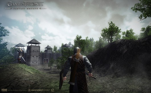 Game of Thrones MMO screenshot