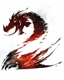 Guild Wars 2 - dragon logo