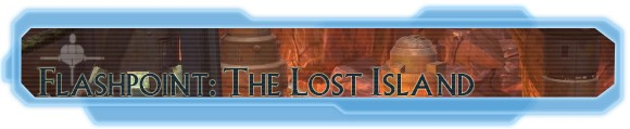Flashpoint: The Lost Island