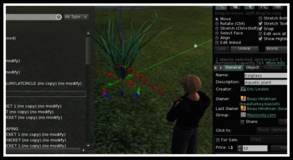 Second Life screenshot