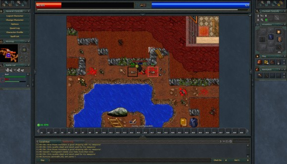 Tibia screenshot