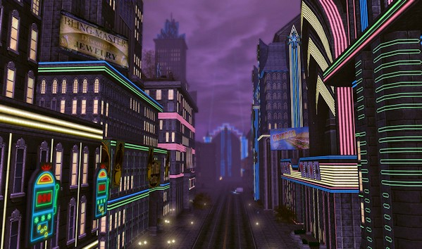 City of Heroes - Jeromai