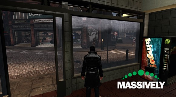 The Secret World - London storefront