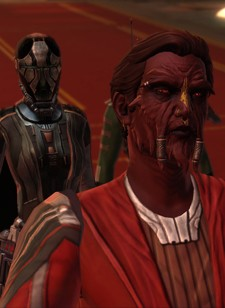 SWTOR: Sith Warrior story