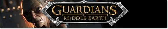 Guardians of Middle-Earth title image