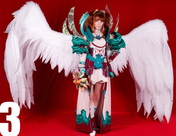 The Perfect Ten Great MMO cosplay outfits
