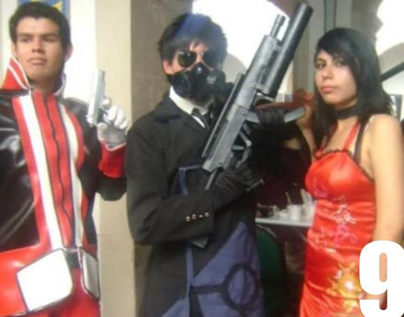 The Perfect Ten Amazing MMO cosplay costumes