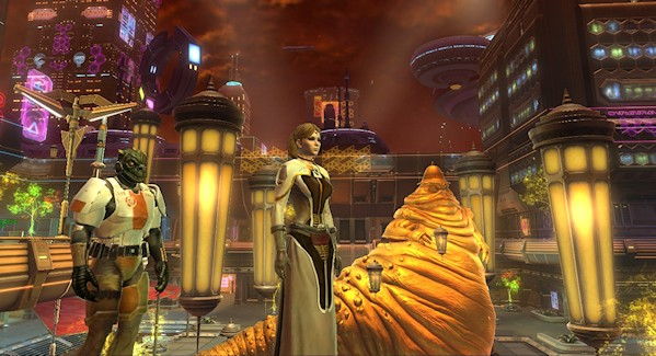 SWTOR by Leandra