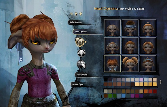 Guild Wars 2 - Asura