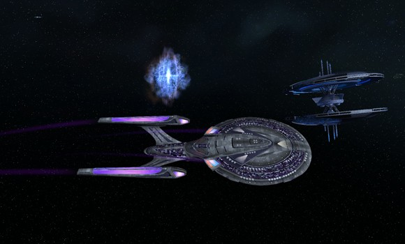 STo Sovereign with Jem Hadar set