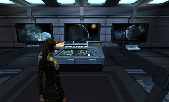 Captain's Log Star Trek Online launches Season Six! tac station