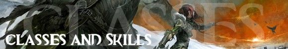 Classes and skills
