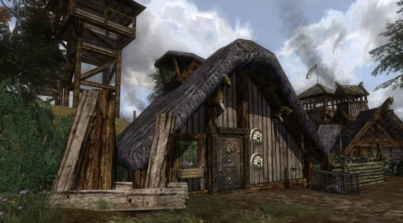 The Road to Mordor Six smashing ideas for player housing
