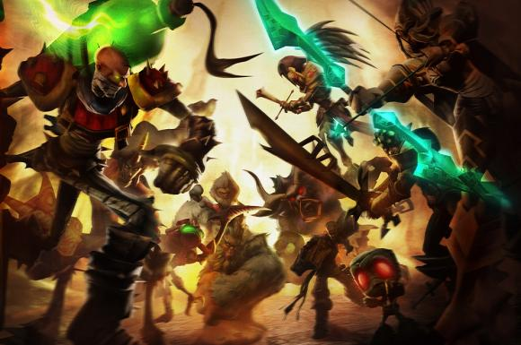 The Summoner's Guidebook Is League of Legends' grind too much for a competitive game