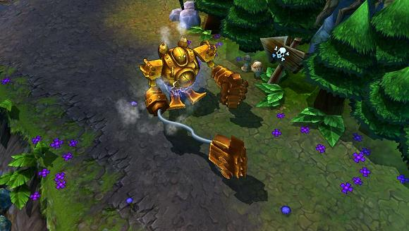 The Summoner's Guidebook Don't get grabbed by Blitzcrank!