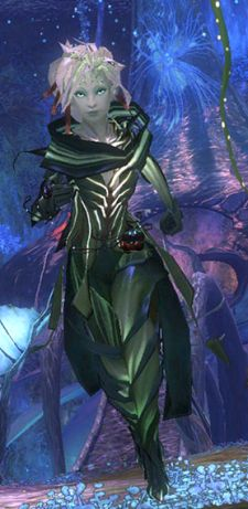 Pro: Sylvari are plant people.  Con: Sylvari follow the protocols of the filthy hippie.
