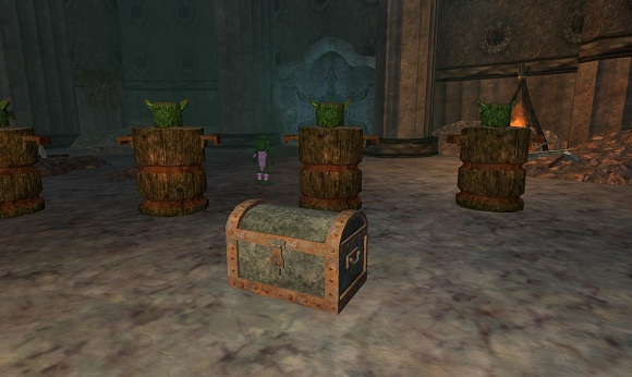 The Tattered Notebook  Piling up prizes with EQII's Gigglegibber minigames