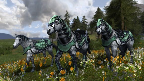 Gamescom 2012 Hands on with LotRO's Riders of Rohan