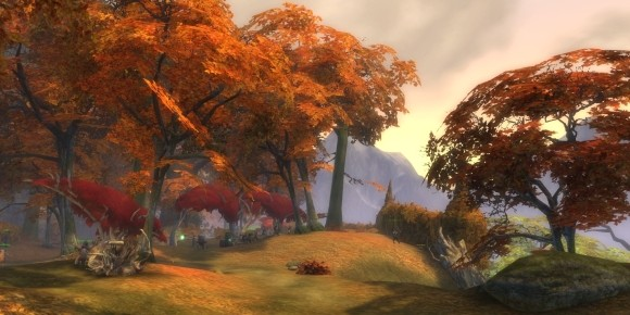 Enter at Your Own RIFT Fall colors and more mead!