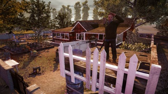 Screenshot -- State of Decay