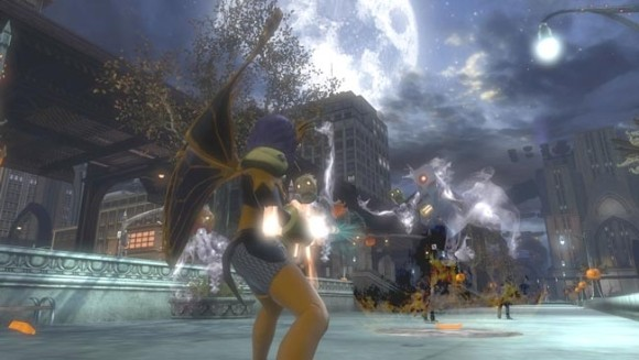 Halloween around the virtual world 29