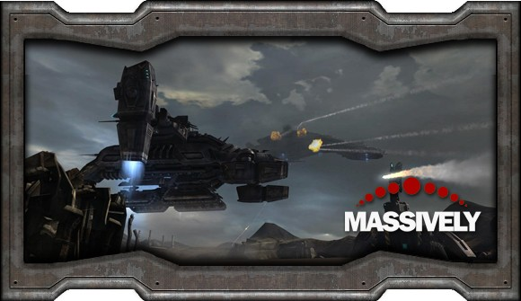 DUST 514 - landing craft