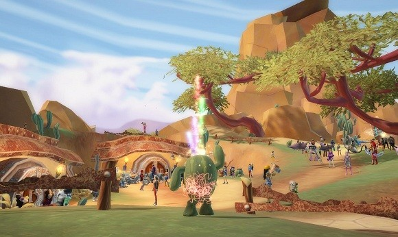 MMO Family  How kidfriendly games can treat MMO malaise