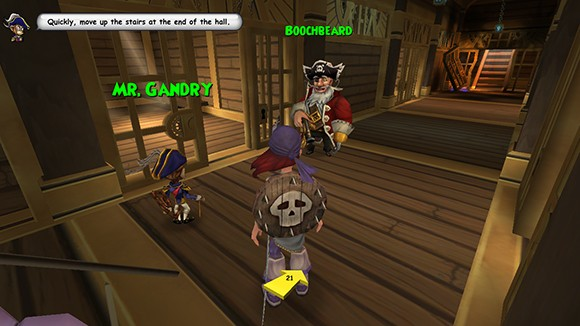 Pirate101 Escape