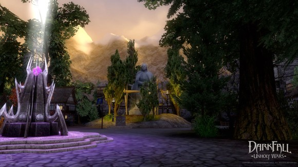 Aventurine on Darkfall's new UI, possible payment models, and more