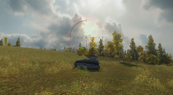 World of Tanks Grass