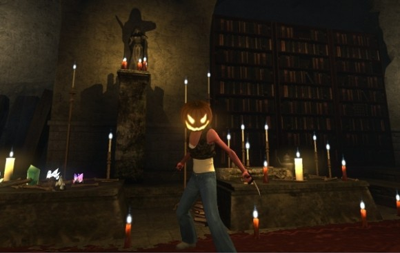 Halloween around the virtual world 26