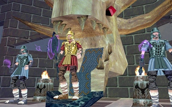 Touring EverQuest's Rain of Fear with the SOE team